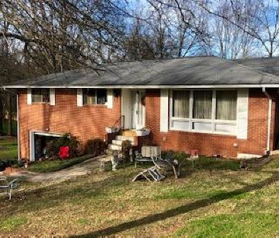 Chattanooga Single Family Home For Sale: 9011 Edgewater Rd