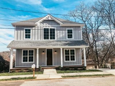 Chattanooga Single Family Home For Sale: 220 Houser St