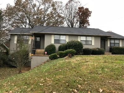 Chattanooga Multi Family Home For Sale: 3931 Webb Rd