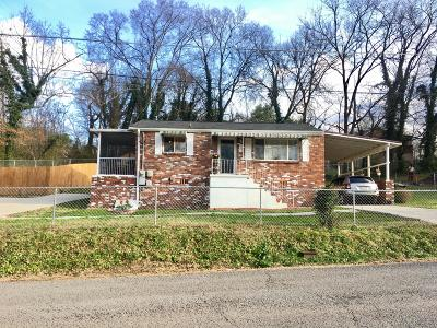 Chattanooga Single Family Home For Sale: 1120 Moss Dr
