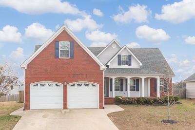 Ringgold Single Family Home Contingent: 470 Kailors Cove Cir
