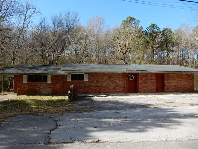 Chattanooga Single Family Home For Sale: 5401 Champion Rd