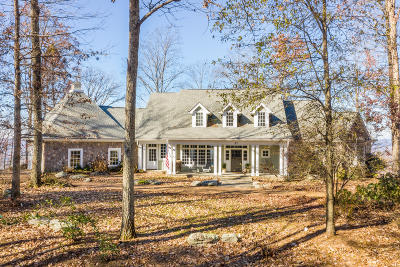 Lookout Mountain Single Family Home For Sale: 87 Brow Lake Rd
