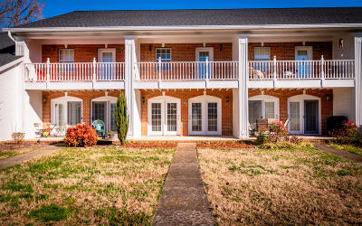 Chattanooga Townhouse For Sale: 82 Ridgeway Dr
