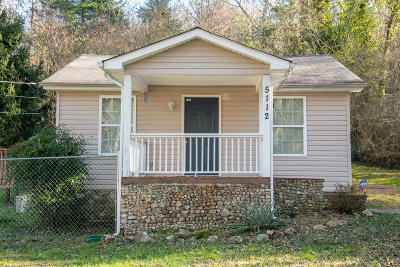 Single Family Home For Sale: 5112 Delashmitt Rd