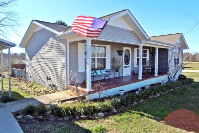 Trenton Single Family Home For Sale: 1569 New Home Rd