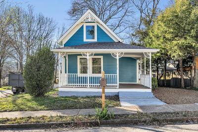 Chattanooga Single Family Home For Sale: 1508 W 54th Street St