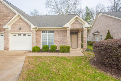 Hixson Townhouse For Sale: 6185 Amber Brook Dr