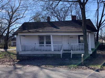 Chattanooga Single Family Home For Sale: 2104 Bachman St