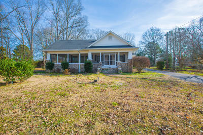 Chattanooga Single Family Home Contingent: 828 Graysville Rd