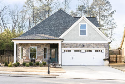 Chattanooga Single Family Home For Sale: 4716 Preserve Dr