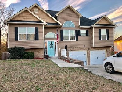 Hixson Single Family Home Contingent: 9227 Wood Dale Ln #49