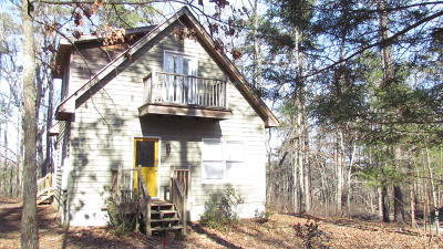 Cedar Bluff, Mentone, Fort Payne, Gaylesville, Valley Head, Menlo, Cloudland Single Family Home For Sale: 3331 County Road 861