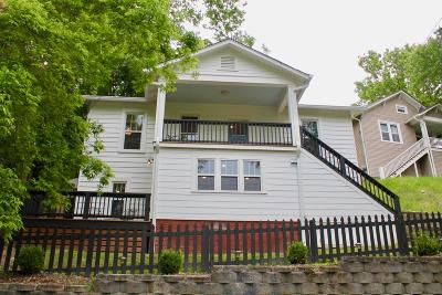 Chattanooga Multi Family Home For Sale: 522 Beck Ave