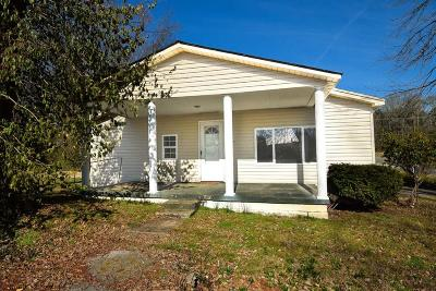 Etowah Single Family Home For Sale: 500 14th St