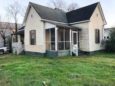 Chattanooga Single Family Home For Sale: 722 Spears Ave