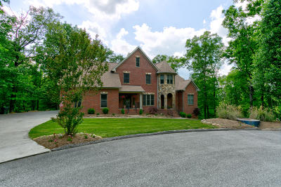 Signal Mountain Single Family Home For Sale: 15 Pebble Ln