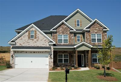 Ooltewah Single Family Home For Sale: 4582 Wellesley Dr #117