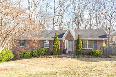 Hixson Single Family Home Contingent: 8706 Lindy Ln
