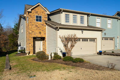 Chattanooga Townhouse For Sale: 2323 Rivendell Ln