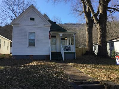 Chattanooga Single Family Home For Sale: 5103 Saint Elmo Ave