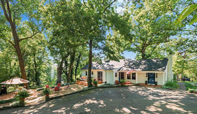 Lookout Mountain Single Family Home For Sale: 108 Whiteside St
