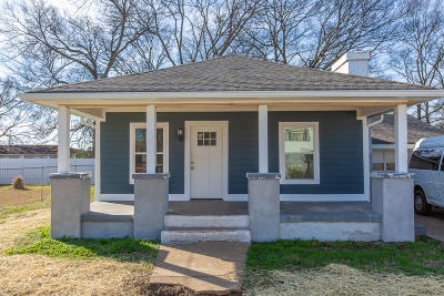 Chattanooga Single Family Home For Sale: 1138 Cleveland Ave