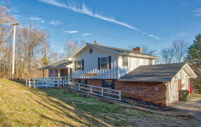 Single Family Home For Sale: 5228 Old Hixson Pike