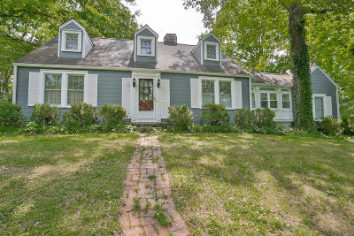 Chattanooga Single Family Home For Sale: 317 Bass Rd