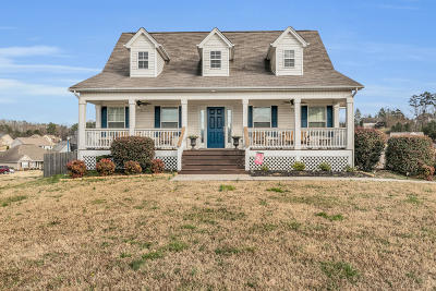Hixson TN Single Family Home Contingent: $255,000