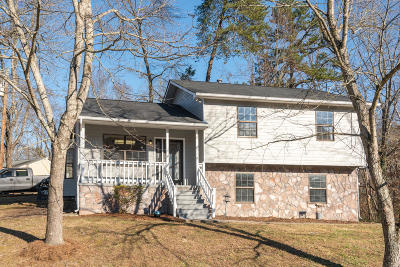 Hixson Single Family Home For Sale: 657 Charbell St