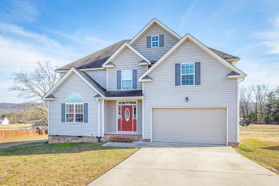 Ooltewah Single Family Home Contingent: 10029 Falcon Crest Dr