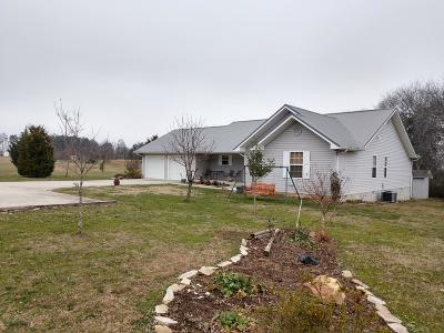 Sequatchie County Single Family Home Contingent: 4100 Fredonia Rd