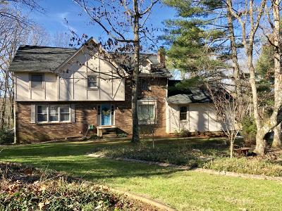 Signal Mountain Single Family Home For Sale: 705 Windy Way