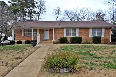 Chattanooga TN Single Family Home For Sale: $195,000