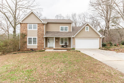 Hixson Single Family Home For Sale: 6413 Sea Haven Dr