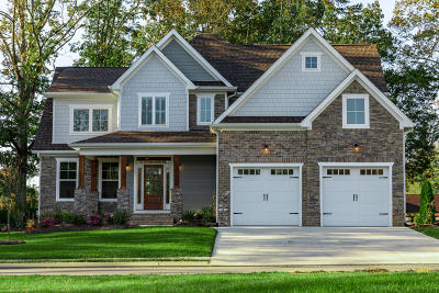 Ooltewah Single Family Home For Sale: 9294 White Ash Dr