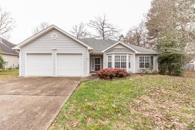 Hixson Single Family Home Contingent: 8239 W Lakeside Cir