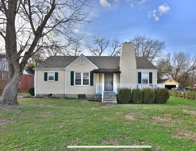 Chattanooga TN Single Family Home For Sale: $159,900