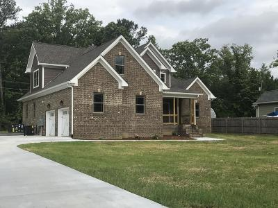 Chattanooga Single Family Home For Sale: 2031 Galahad Rd Rd #H/20