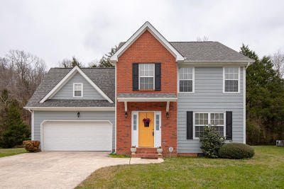 Ooltewah Single Family Home For Sale: 7973 Bridle Brook Ct