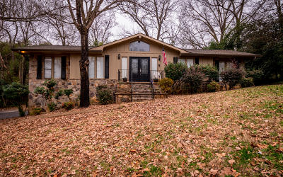 Chattanooga Single Family Home For Sale: 4904 Bal Harbor Dr
