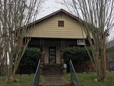 Chattanooga Single Family Home For Sale: 1609 E 13th Street St