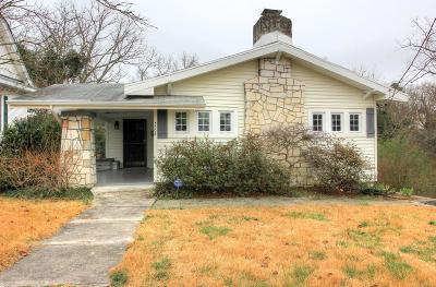 Chattanooga TN Single Family Home For Sale: $189,900