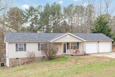 Ringgold Single Family Home For Sale: 434 Timberland Tr