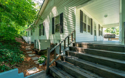Chattanooga Single Family Home For Sale: 320 Sylvan St