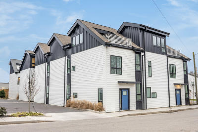 Chattanooga Townhouse For Sale: 1530 Adams St #110