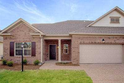 Chattanooga Townhouse For Sale: 4057 Day Lily Tr #125