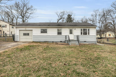Chattanooga Single Family Home For Sale: 3811 Birmingham Dr