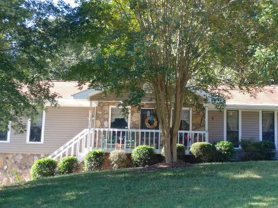Chattanooga Single Family Home For Sale: 8912 Quail Run Dr
